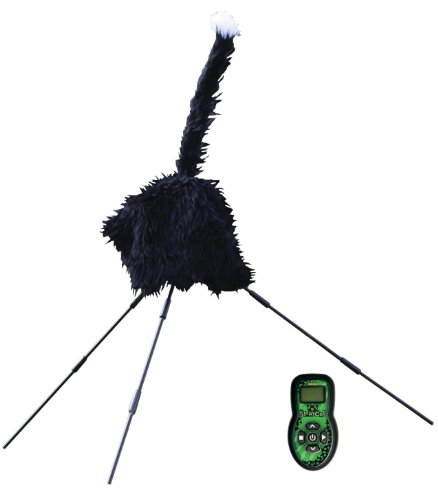 - Primos Stray Cat Predator Motion Decoy with Remote Decoy 62721