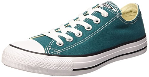 Adulto Unisex Teal Canvas Star Seasonal Converse Sneaker Rebel Ox All qYnqwg0