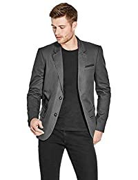 Guess Factory Men's Breene Textured Blazer