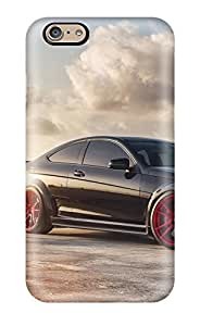 Awesome Mercedes Benz C63 Amg Flip Case With Fashion Design For Iphone 6