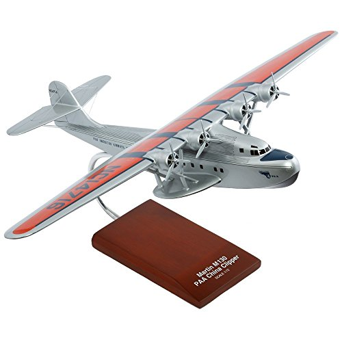 Mastercraft Collection MCM130CCPAAW M-130 China Clipper PAA 1/72 Scale Model Airplane ()