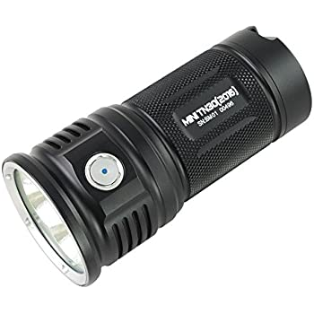 ThruNite MINI TN30 3660 Lumens Triple Cree XP-L V6 LEDs Torch Sustainable Turbo Mode Best Choice of 3000 Lumen Flashlight! (MINI TN30 XPL CW)