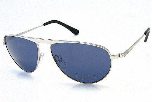 8641167b6c TOM FORD James Bond 007 TF108 TF-108 Matte Rhodium 19V Sunglasses   Amazon.co.uk  Clothing