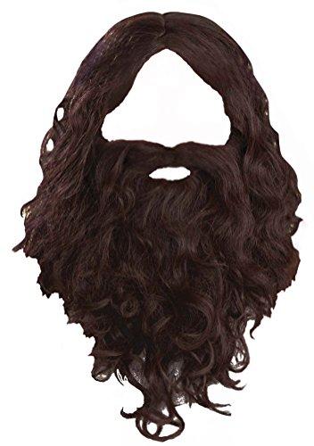 Christ Sets (Biblical Wig & Beard Set Costume Accessory)