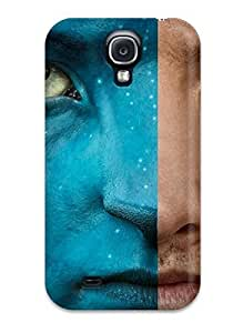 Awesome Case Cover/galaxy S4 Defender Case Cover(jake Sully Avatar Disguise)