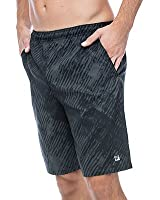 Fila Men's Fundamentals Brushstroke Shorts