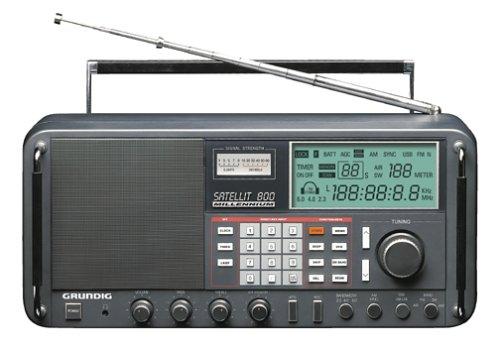 ETON Satellit 800 Millennium Shortwave Radio (Discontinued by Manufacturer)