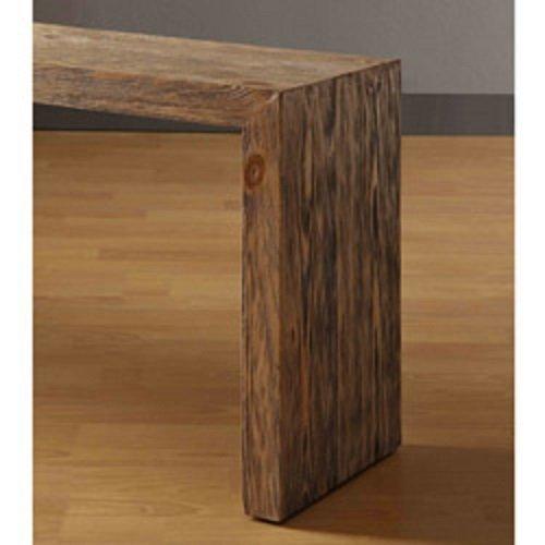 Beautiful Real Wood Weathered 60
