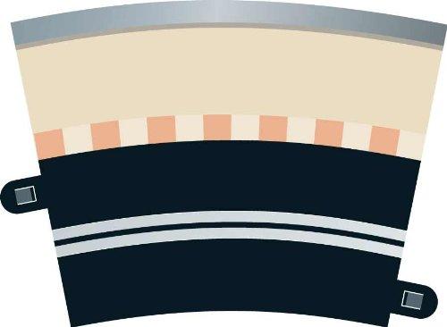 Scalextric C7017 Digital Track Single Lane Curve