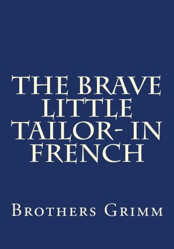 The brave little Tailor- in French (French Edition) ebook
