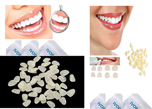 IVORIE Ultra Thin Whitening Veneers Resin Teeth Anterior for sale  Delivered anywhere in USA