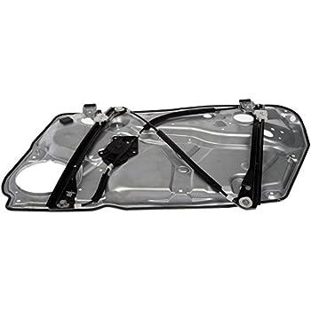 Dorman 740-805 Front Driver Side Power Window Regulator for Select Volkswagen Models