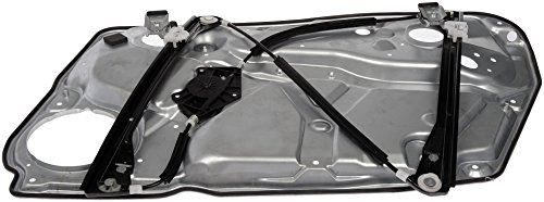 Dorman 740-368 Front Driver Side Power Window Regulator for Select Volkswagen ()
