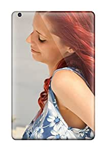 New Arrival SVdFkKx15729clpnm Premium Ipad Mini/mini 2 Case(ariel With Floral Top)