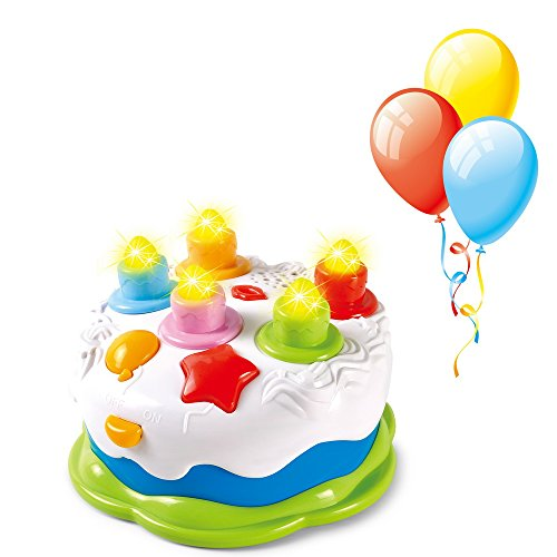Luke4deals Musical Cake With Lights Music And Sounds Happy