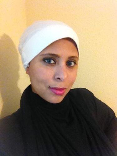 Chanel Scarf (White Under Scarf Cap Hat Bonnet Shayla Headband Hijab Hejab Islam Shawl Abaya)
