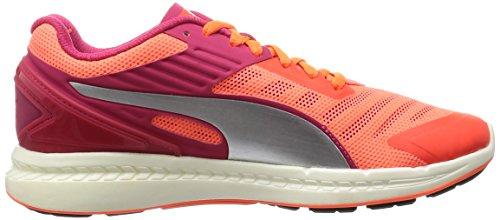 Running Shoes Ignite Women's Silver Rose v2 Red Peach Puma Fluo Puma IP4xdtwq4