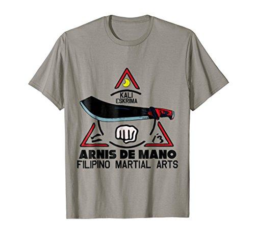 Kali Eskrima Arnis de Mano Filipino Martial Arts T-shirt