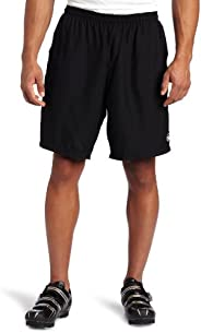 Canari Cyclewear Men's Mountain Trail Baggy Padded Cycling S