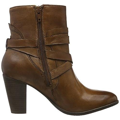 Spm Calvin Ankle Botines Para Boot Mujer Encantador vaCFT