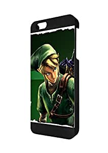 Iphone 6S/6 Plus Funda Case for Man-Zelda Game, Iphone 6S/6 Plus (5.5 Inch) Funda Case Cool Cartoon Solid Funda Case Cover
