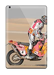 Flexible Tpu Back Case Cover For Ipad Mini/mini 2 - Vehicles Motorcycle