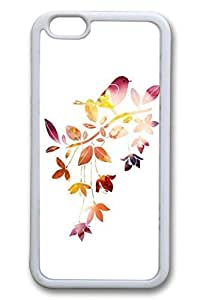 The Birds Upon The Treetops Slim Soft Cover for iPhone 6 Plus Case ( 5.5 inch ) TPU White Cases
