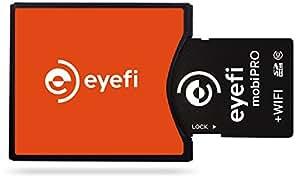 Amazon.com: Eye-Fi Certificado adaptador de Compact Flash ...