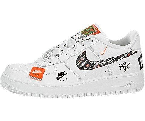 c1bb9045dc49d Galleon - Nike Air Force 1 JDI (Just Do It) Premium (Kids)