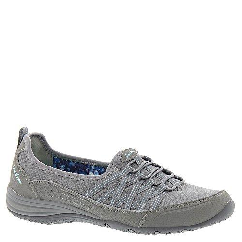 Skechers Sport Unity Go Big Women's Slip On 8 B(M) US Grey (Shoes For Women Online)