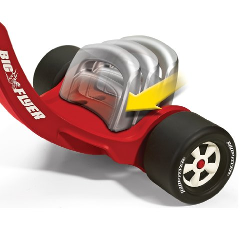 042385956473 - Radio Flyer Big Flyer (Discontinued by manufacturer) carousel main 1