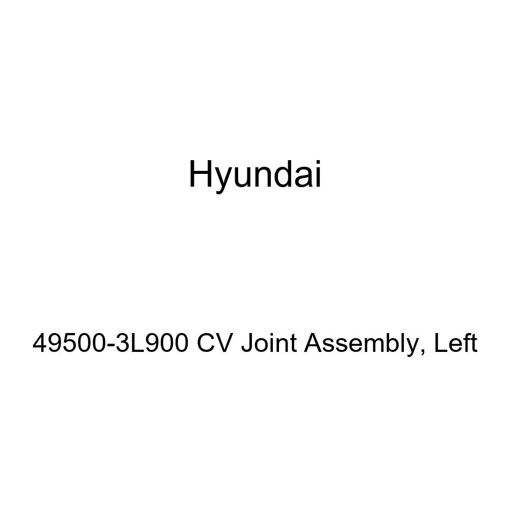 Left Genuine Hyundai 49500-3L900 CV Joint Assembly