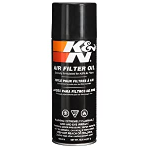 K&N 99-0516 Air Filter Oil - 12.25 oz. - Aerosol