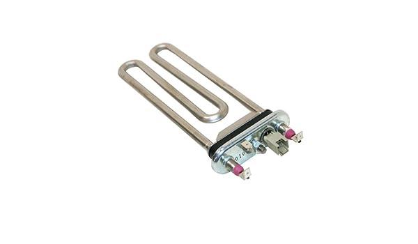 Wash Elemento calefactor para Zanussi Lavadora equivalente a ...
