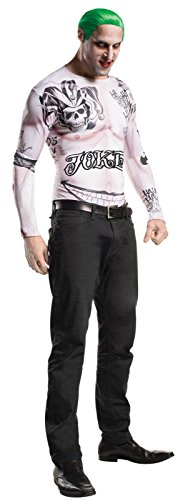 [Rubie's Costume Co. Men's Suicide Squad Joker Kit, As Shown, TEEN] (Joker Costumes Kids)
