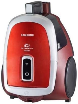 Samsung SC 4790 - Aspirador sin bolsa (2000 W), color rojo: Amazon ...