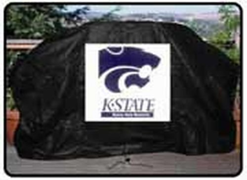 NCAA Kansas State Wildcats 68-Inch Grill Cover - Kansas State Grill Cover