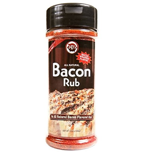 J&D's All Natural Bacon Rub