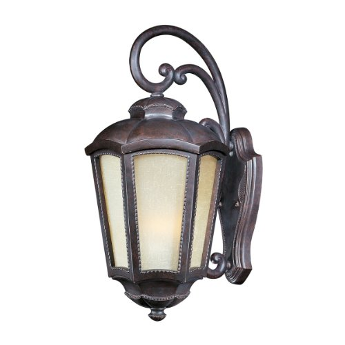 Maxim Lighting 40195TLML Pacific Heights Outdoor Sconce, (Pacific Heights Leather)