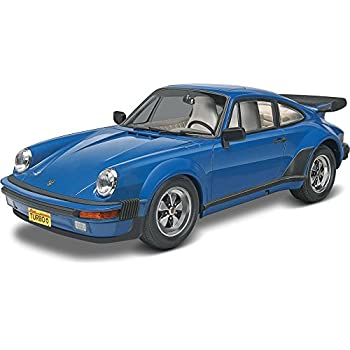 Revell Porsche 911 Turbo Plastic Model Kit