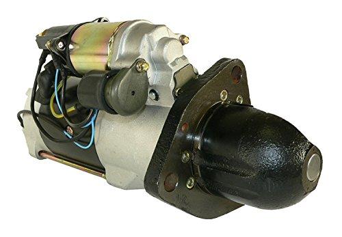 DB Electrical SND0511 Starter For Ford Truck 6000 7000 8000 9000 //Freightliner C112 C120 //International 3000 5000 7100 8100 9100 //Kenworth C500 T600 W900 //Peterbilt 320 379 357 //Sterling//Volvo