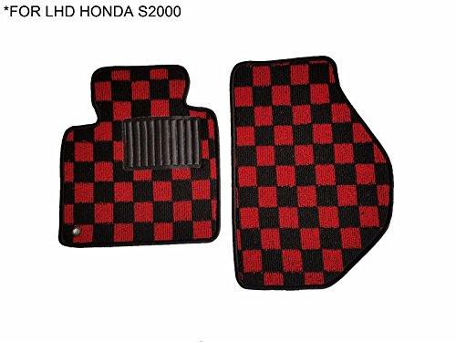 Kei Project 99-09 Fabric Custom Fit Honda S2000 Floor Mats Interior Carpets LHD