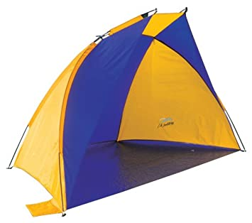 L.A. Trekking Belfast Beach Tent 200 x 120 x 120 CM  sc 1 st  Amazon UK & L.A. Trekking Belfast Beach Tent 200 x 120 x 120 CM: Amazon.co.uk ...