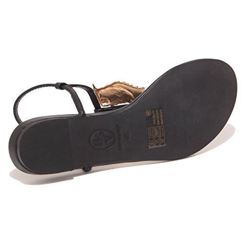 5744O sandalo ASH OLYMPE nero sandalo donna sandal woman Nero