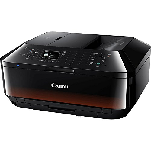 Canon PIXMA MX922 Wireless Inkjet Office All-In-One Printer + Canon Genuine PGI-250 BK,CLI-251,4 Inks + Printer Cable by Beach Camera (Image #3)