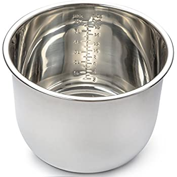 Amazon Com Cosori Stainless Steel Inner Pot For 8 Quart
