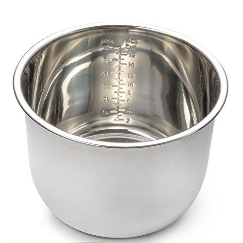COSORI Stainless Steel Inner Pot for 8 Quart Premium Pressure Cooker by COSORI