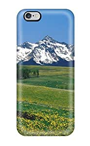 For Iphone Case, High Quality Nice Mountain Alps For Iphone 6 Plus Cover Cases by icecream design