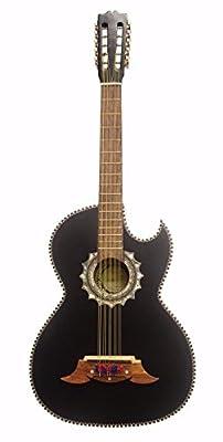 Paracho Elite Odessa Bajo Quinto Guitar