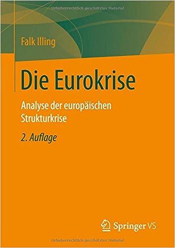 Book Die Eurokrise: Analyse der europäischen Strukturkrise